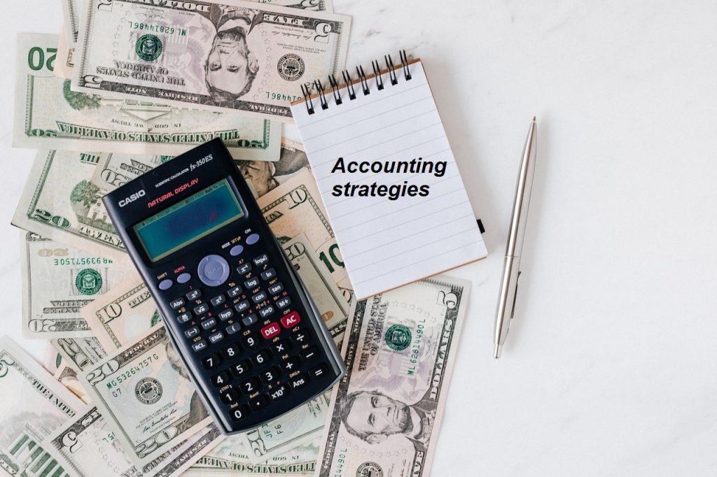 Accounting strategies